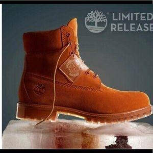 Mens Timberland Hommes 6 inch premium waterproof